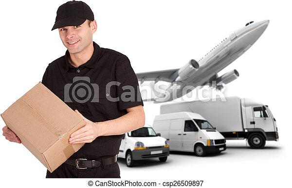 Transport business - csp26509897