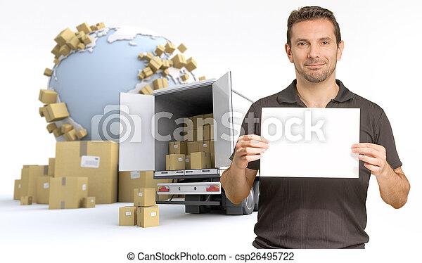 Transport communication - csp26495722