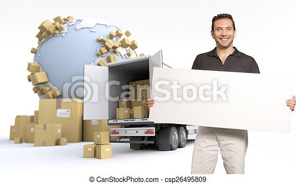 Transport communication - csp26495809