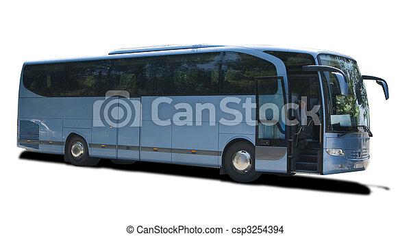transportation bus - csp3254394