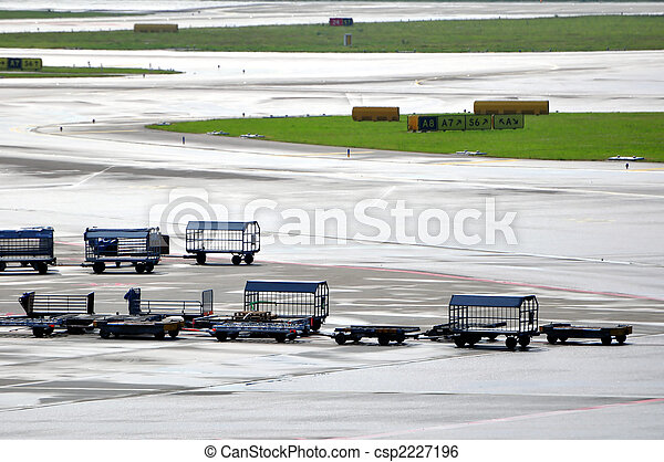 Transportation by air. - csp2227196