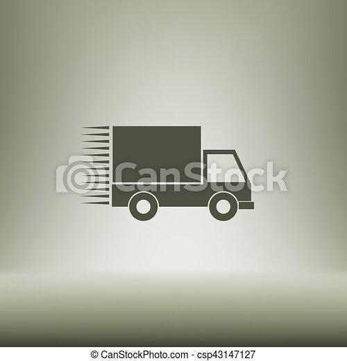 Transportation icon - csp43147127