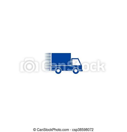 Transportation icon - csp38598072