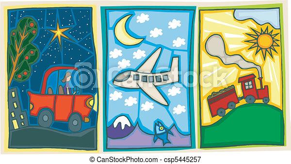 Transportation - csp5445257