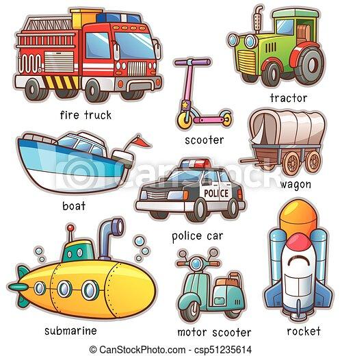 Transportation - csp51235614