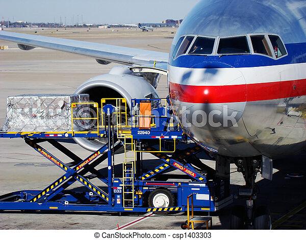 transporte, aire - csp1403303