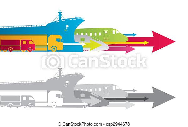 transporte - csp2944678