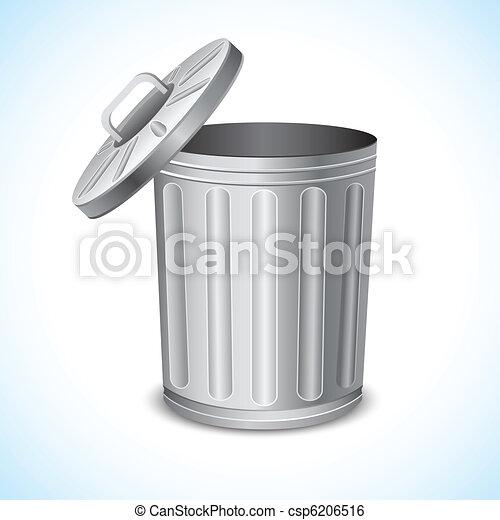 Trash Can - csp6206516