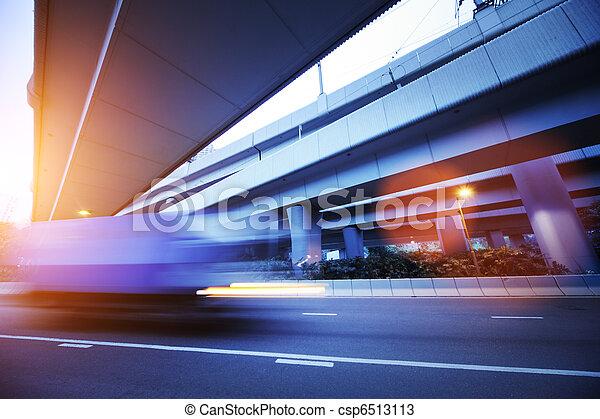 trasporto, fondo - csp6513113