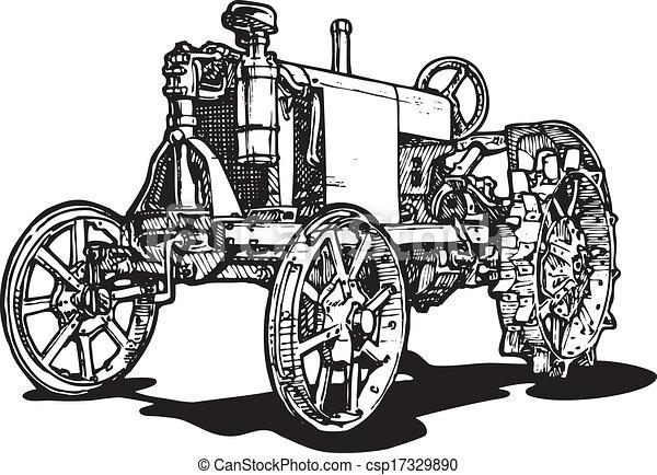 trator - csp17329890