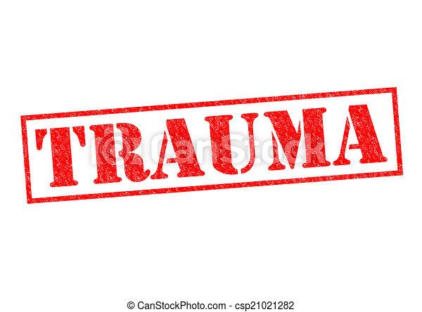 TRAUMA - csp21021282