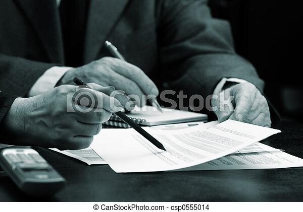 travail, business - csp0555014