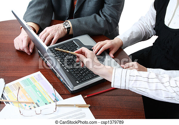 travail, business - csp1379789