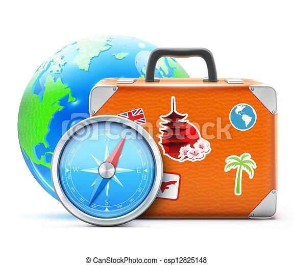 Travel concept  - csp12825148