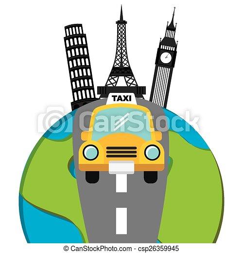 travel concept - csp26359945