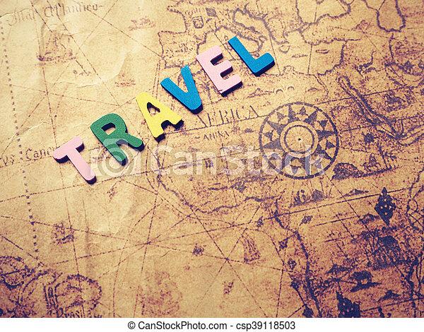 travel concept - csp39118503