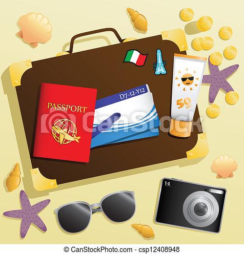 Travel - csp12408948