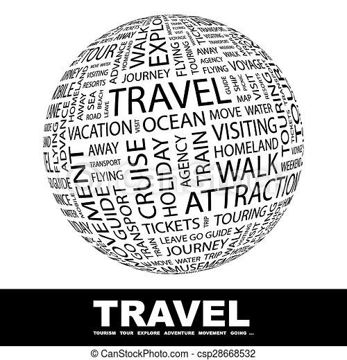 TRAVEL. - csp28668532