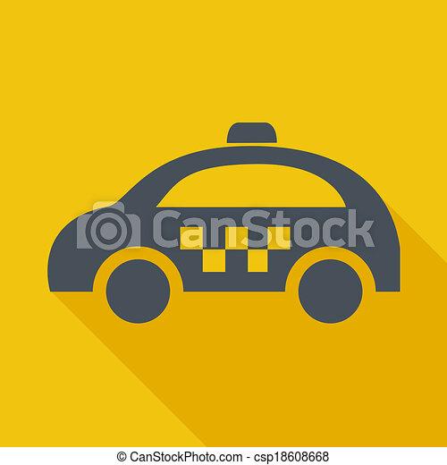 Travel Flat Icon - csp18608668