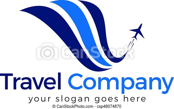 Travel Logo Design Travel Agency Adventure Creative Sign