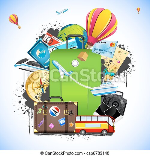 Travel Package - csp6783148