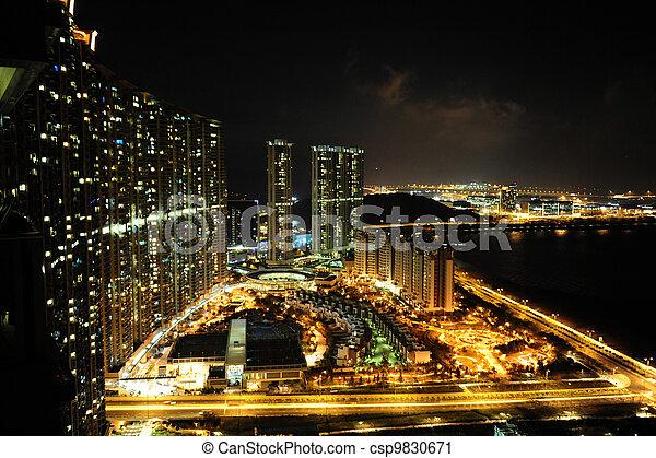 Travel Photos China - Hong Kong - csp9830671