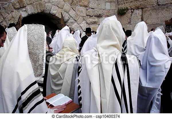 Travel Photos of Israel - Jerusalem Western Wall - csp10400374