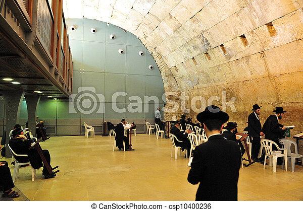 Travel Photos of Israel - Jerusalem Western Wall - csp10400236
