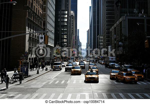 Travel Photos of New York - Manhattan - csp10084714