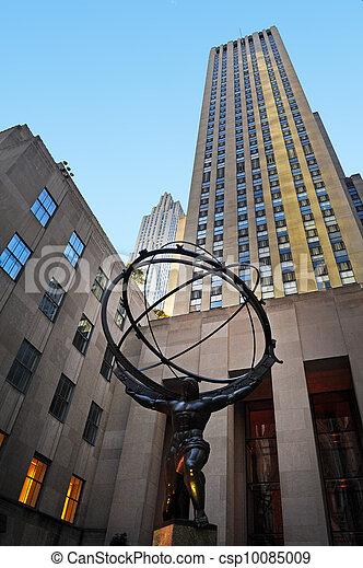 Travel Photos of New York - Manhattan - csp10085009