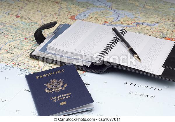 Travel Plans 3 - csp1077011