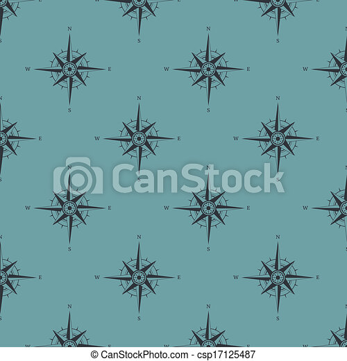 Travel seamless pattern - csp17125487