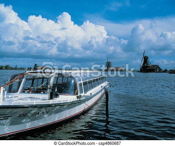 Travel to Netherlands - csp4860687