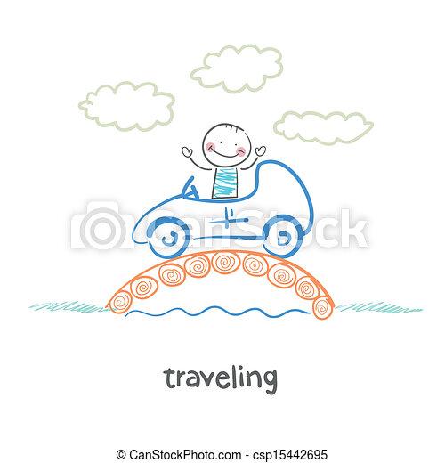 traveling - csp15442695