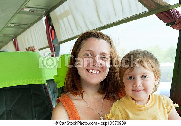 traveling family - csp10570909