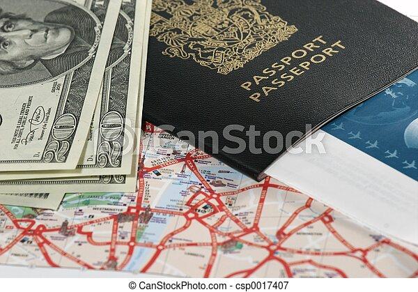 Travelling - csp0017407