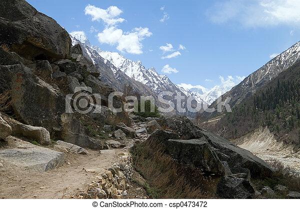 Camino de Rocky - csp0473472