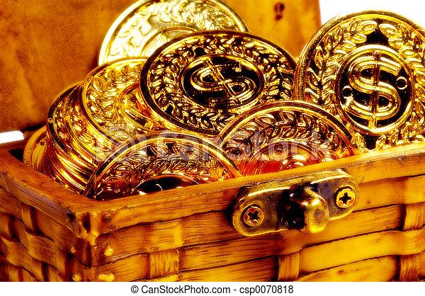 Treasure Chest - csp0070818