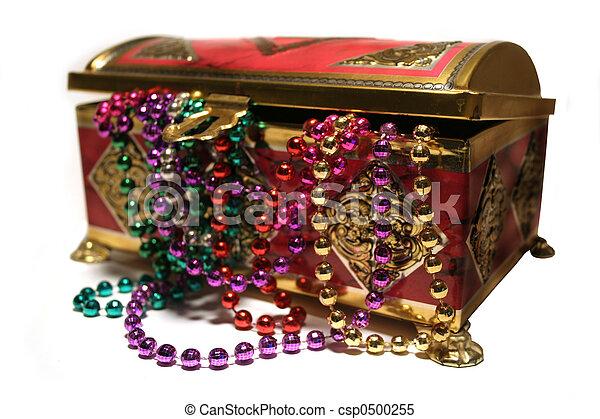 Treasure Chest - csp0500255