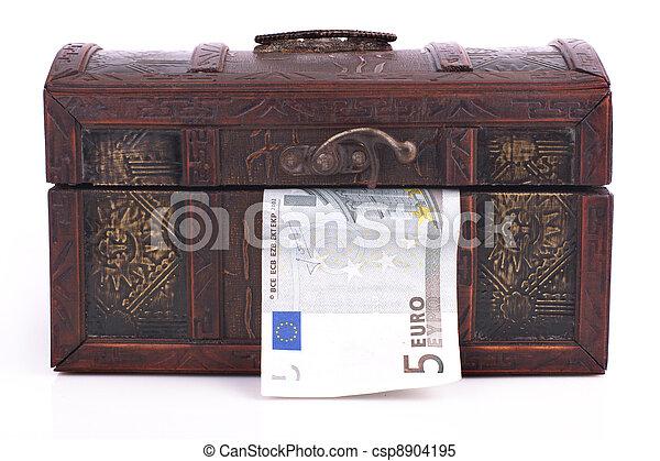 treasure chest - csp8904195