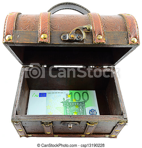 Treasure Chest - csp13190228