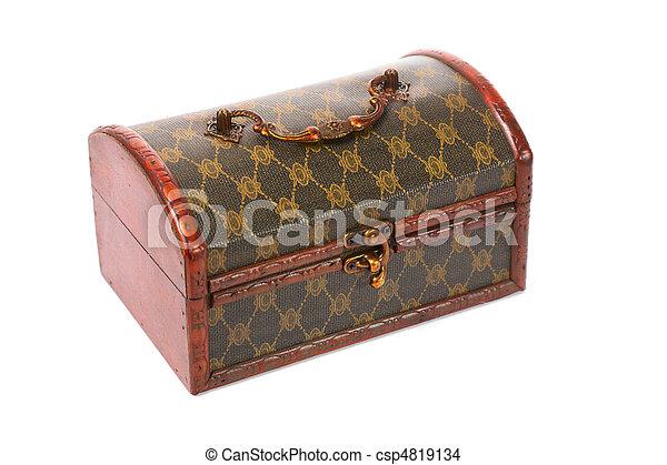 treasure chest - csp4819134