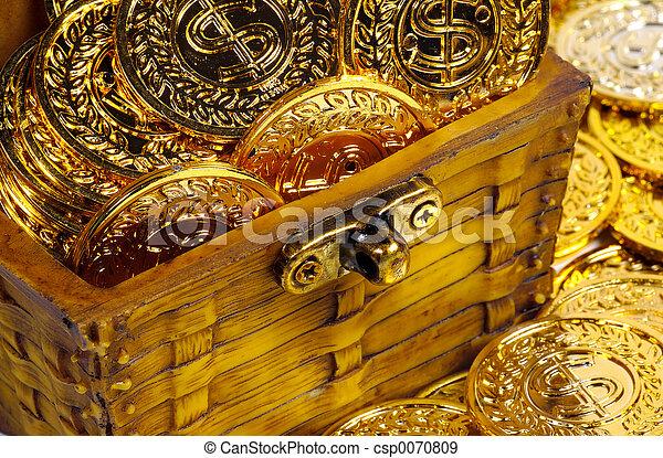 Treasure Chest - csp0070809