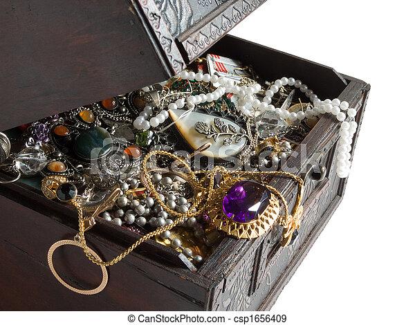 Treasure chest - csp1656409