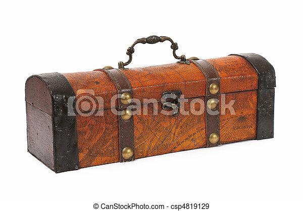 treasure chest - csp4819129