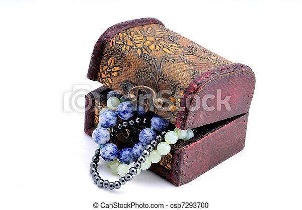 Treasure Chest - csp7293700