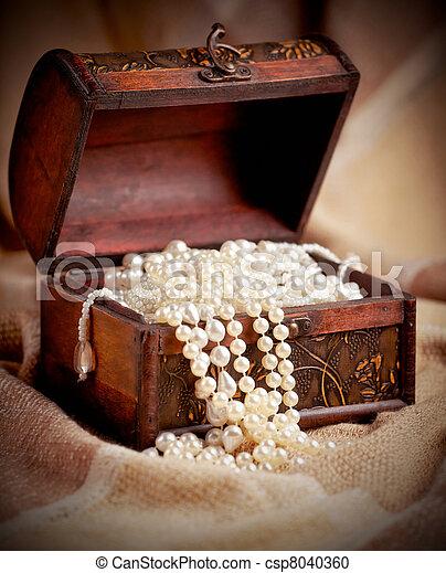 Treasure chest - csp8040360
