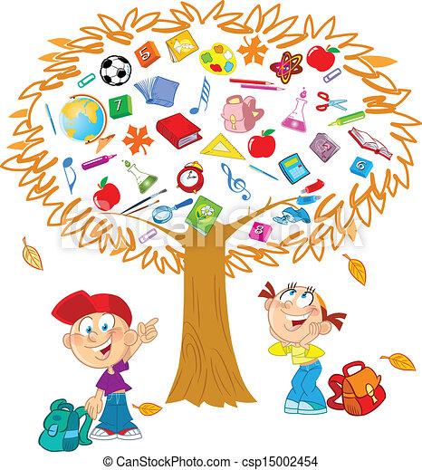 tree autumn - csp15002454