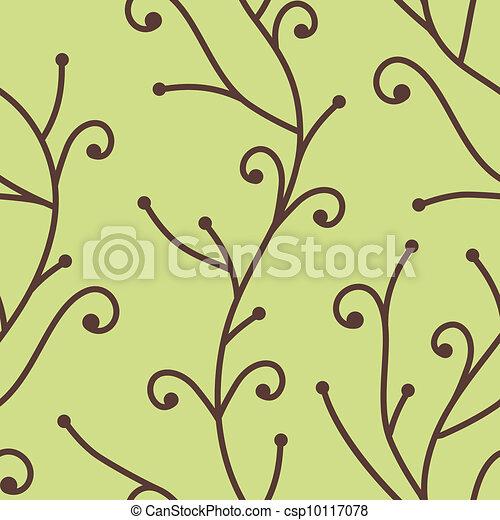 tree branch pattern - csp10117078
