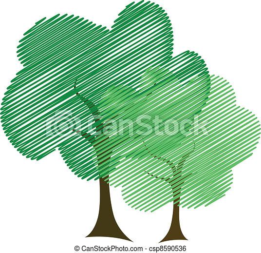 Tree - csp8590536